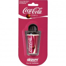 Air Freshner 3D Coca-Cola Cherry