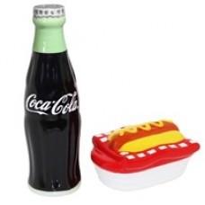 Salt & Pepper Shaker set Hotdog