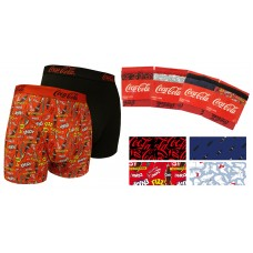 Coca-Cola boxer shorts 2-pack