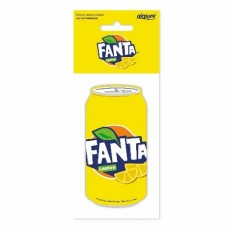 Air freshener Fanta Lemon single pack