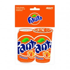 Air freshener Fanta Orange 2-pack