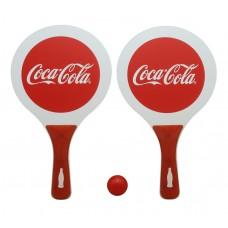Coca-Cola beach ball set
