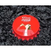 """bottle opener """"Coca-Cola 100 ans en France"""""""