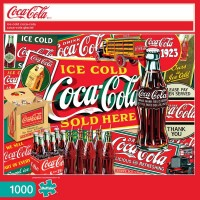 puzzle 1000 pcs. Ice Cold Coca-Cola