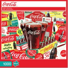 puzzle 1000 pcs. Mighty Refreshing Coca-Cola