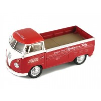 1962 Volkswagen T1 pickup - red