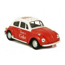 1966 Volkswagen Beetle - red