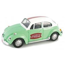1966 Volkswagen Beetle - green