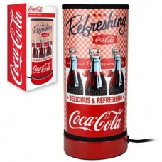 Lamp REFRESHING COCA-COLA 23cm
