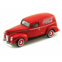 Diecast, 1940 Delivery Panel Van 1:18