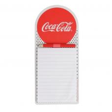 Magnetic notepad Coca-Cola