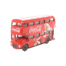 Diecast, Old Style London bus, Christmas design