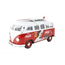 Diecast, Volkswagen Bus, scale 1:24