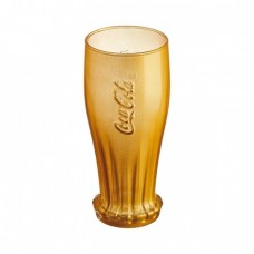 Coca-Cola Caps glass Gold 35cl
