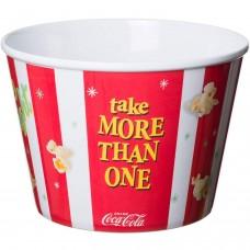 Coca-Cola popcorn bowl