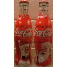 Christmas bottles 2004 sleeved TARGET