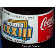Super Bowl XXXIII Miami, FL 1999