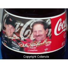 Dale Jr. & Dale Sr. Earnhardt NASCAR 1997