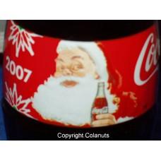 Coca-Cola Santa 2007 USA