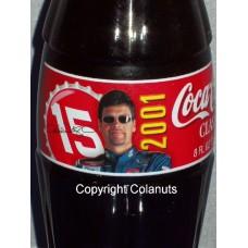 NASCAR 2001 driver 15 Michael Walltrip