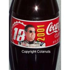 NASCAR 2001 driver 18 Bobby Labonte
