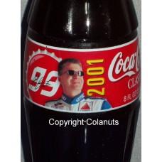 NASCAR 2001 driver 99 Jeff Burton