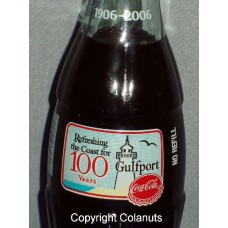 100 years Gulf Port Bottling Company 2006