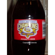 LSU Tigers National Champions 2008