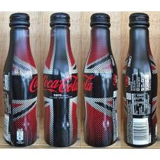 Union Jack Coca-Cola Zero bottle 2016 UK