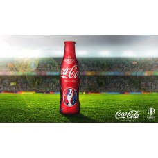 EURO 2016 trophy bottle, France