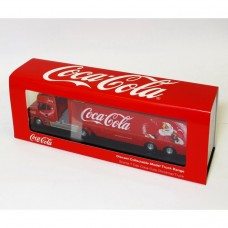 Diecast Coca-Cola Scania T Cab UK christmas edition 1:76