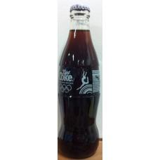 London 2012 Diet Coke glass 330ml GYMNAST