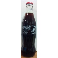 London 2012 Coca-Cola glass 330ml HANDBALL