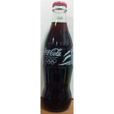 London 2012 Coca-Cola glass 330ml SWIMMING