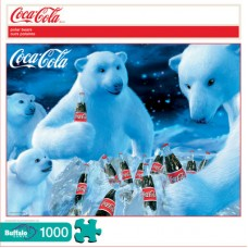 puzzle 1000 pcs. Polar Bears