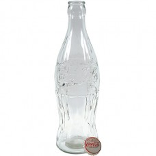 Coca-Cola contour display bottle 50cm high