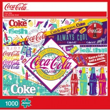 puzzle 1000 pcs. Cool 90's Coca-Cola