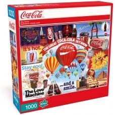 puzzle 1000 pcs. Sky Show Coca-Cola