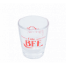 Share a Coke with BFF shot glass