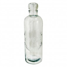 50cm glass Coca-Cola Hutchinson display bottle
