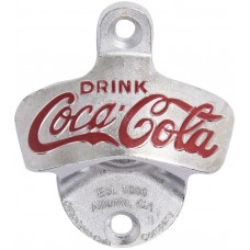 Coca-Cola stationary bottle opener