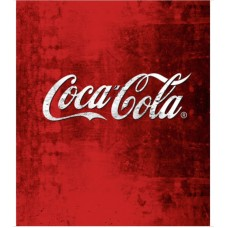 Coca-Cola glass splashback red style