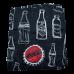Coca-Cola Bottle History Scarf